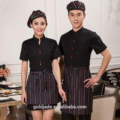 Resultado de imagem para uniformes personalizados para padaria