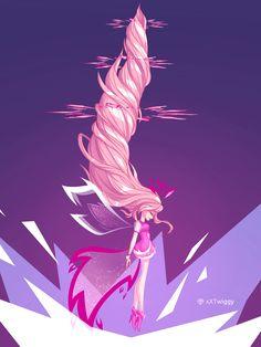 Diana princess of lightian by xXTwiggy on DeviantArt Dessin Animé Lolirock, Les Lolirock, Miraculous Ladybug Fan Art, Glitter Force, Avatar Aang, Kawaii Anime Girl, Marvel Memes, Drawing People, Magical Girl