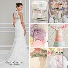 Büyüleyici bir gelinlik, pastel renkler ile hazırlanmış büyüleyici bir düğün konsepti.. Ürün kodu: 4XLCWG666 Ürün fiyatı: 2.950 TL