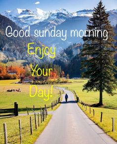 Happy sunday all good people☀️🌞👋 Happy Sunday Morning, Morning Quotes For Him, Sunday Quotes, Daily Quotes, Weekend Quotes, Morning Greetings Quotes, Good Morning Greetings, Good Morning Wishes, Sunday Messages