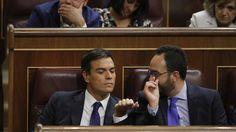 El PSOE cierra la puerta a un pacto con Podemos apoyado por los independentistas