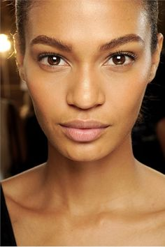Joan Smalls for Stella McCartney SS 2012