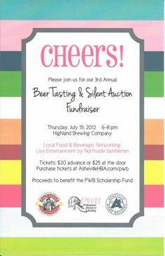 Beer Tasting & Silent Auction
