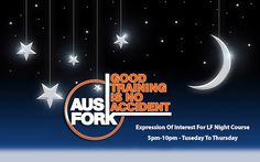 Forklift Licence Ausfork Australia Pty Ltd: Night Time Forklift Course