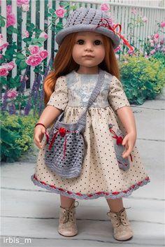 Наряд для Девочки Готц / Одежда для кукол / Шопик. Продать купить куклу / Бэйбики. Куклы фото. Одежда для кукол