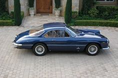 1961 Ferrari 400     Superamerica Aerodinamica Coupe