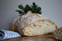 Pataleipä / Maailman helpoin leipä
