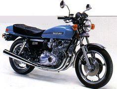 Suzuki GS1000E Four 1978