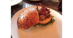 Hamburguesa vegetariana con queso de cabra, de Butcher & Sons.