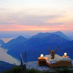 Tag someone who would love to wake up here  by myexterior