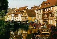 Alsace...best of German and French culture combined