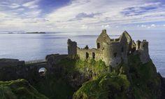 Dunluce Castle - Ireland