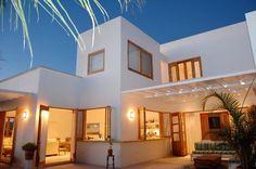 Intercambio de casas en Baja California, #Mexico. Casa junto a la playa, que puede alojar hasta 2 familias. Costa Pacifico. #viajar
