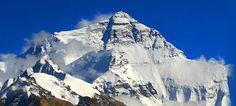 climb a major snow capped moutain