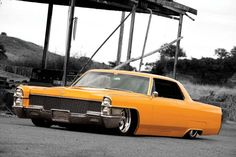 Caddy.. LOVE LOVE LOVE Old Cadillacs stole my heart<3