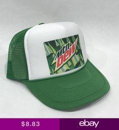 Mountain Dew, Egg Salad, Snapback Cap, Pepsi, Phone Wallpapers, Hats, Ebay, Vintage, Hat
