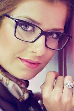22 melhores imagens de Oculos grau   Sunglasses, Girls with glasses ... c05478145a