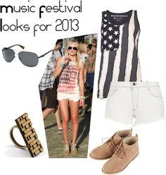 Music Festival Fashion 2013. Kate Bosworth. Coachella.