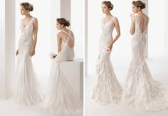 Modern Wedding showcases the latest Soft by Rosa Clara 2014 Collection