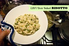 risotto with text
