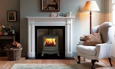 More than a million British homes have a wood-burner. According to reports, it could even add 5 per cent to the value of your home. And it