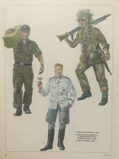 Ww2, Fictional Characters, German Army, Germany, Deutsch