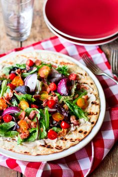 Rikki Snyder Photography | Blog | The Perfect Flatbread