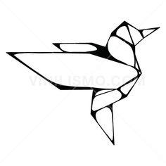 colibri origami - Buscar con Google