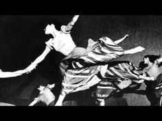 German Lineage in Modern Dance | Solos by Wigman * Hoyer * Holm * Nikolais * Louis - YouTube