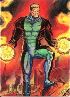 The Eradicator (DC Master Series)