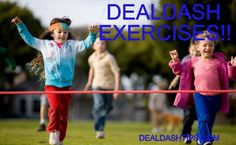 DawnBlogtopus.com - DealDash Tips to Get Your Kids to Exercise - DealDash Tips