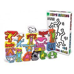 Jogo de equilíbrio Keith Haring