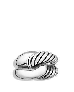 David Yurman Infinity Large Ring