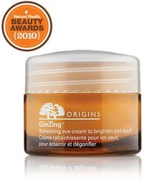 This does actually reduce puffiness and dark circles noticeably! I know, I know! It's a miracle ;) Be careful not to go overboard though, the active ingredients are intense and caused a bit of a reaction (redness that disappeared after a day) for me. A heads up though...Origins isn't strictly natural or organic even though it's marketed that way.