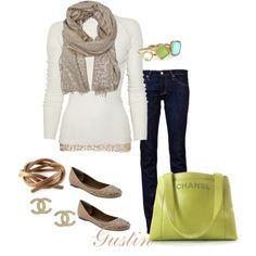 Comfy! Comfy! Comfy!   Love this look...Girly & Cute!!