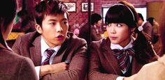 Jang Wooyoung (Jason) – IU (Kim Pilsuk) [Dream High]