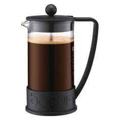 Bodum 8 Cup French Press Coffee Maker - Black : Target