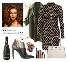 """Unbenannt #186"" by majalina123 on Polyvore featuring Mode, Laura Mercier, Maison Margiela, Kate Spade, Dolce&Gabbana, Kenneth Jay Lane und Louis Vuitton"