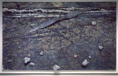 Pierre Menard — Anselm Kiefer - Die Ordnung der Engel (The. Anselm Kiefer, Edward Hopper, Angel Hierarchy, Visual And Performing Arts, Contemporary Artwork, Modern Art, Beach Scenes, Outdoor Art, Texture Painting