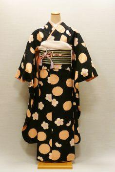pretty Kimono #furisode