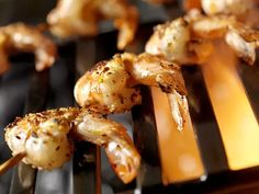 What Are the Best Grilled Shrimp Recipes?#grilled #recipes #shrimp Grilled Shrimp Recipes, Cajun Recipes, Grilling, Bbq, Food And Drink, Recipes For Shrimp, Barbecue, Barbecue Pit, Crickets