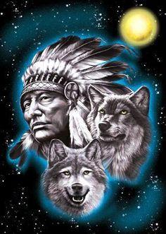 """Un anciando Cherokee le dijo a su nieto, """" Hijo mio, hay una batalla entre dos lobos dentro de cada uno de nosotros. Uno es el saboteador: es enojo, celos, codicia, resentimiento, inferioridad, mentiras y ego. El otro es la escencia de la omniciencia; es gozo, paz, amor, esperanza, humildad, amabilidad, empatía, verdad y sabiduría.""""El chico pensó acerca de eso y preguntó, """"¿Cuál lobo gana?"""" El anciano Cherokee respondió, """"El que tú alimentes."""""""