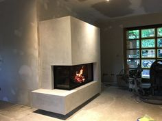 Sockel fliegend, 8 Stunden Speicher Stove Fireplace, Stoves, Fireplaces, Living Room, Architecture, Home Decor, Log Burner, Stove, Fire Places