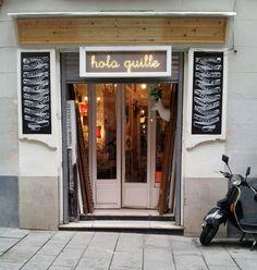 Tiendas chulas en Madrid: Guillermo de la Hoz