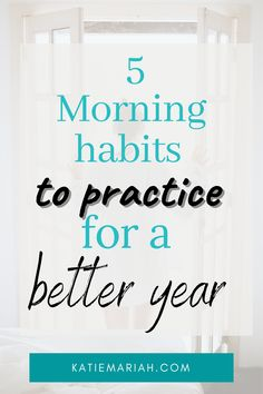 Morning Habits, Productive Day, You Can Do, Routine, Things To Do, Self, Things To Make