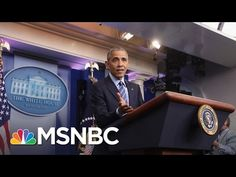 President Obama Still 'Leading The Right Debate' On Loss | Morning Joe | MSNBC - YouTube