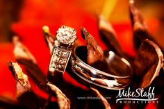 #wedding rings #Michigan wedding #Mike Staff Productions #wedding details #wedding photography http://www.mikestaff.com/services/photography