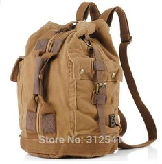 Vintage Military Canvas men travel bags women backpack luggage & bags school bags luggage & travel bags free shipping