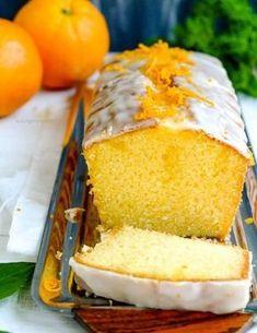 Saftig fluffiger Orangenkuchen Recommendation for a long weekend: juicy fluffy orange cake. Lemon Recipes, Easy Cake Recipes, Ice Cream Recipes, Pastry Recipes, Baking Recipes, Cookie Recipes, Chocolate Cake Recipe Easy, Gateaux Cake, Pumpkin Spice Cupcakes