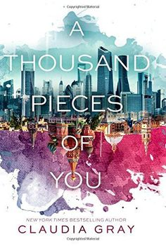 Seriously, this cover is STUNNING! Cover Reveal: A Thousand Pieces of You (Firebird by Claudia Gray -On sale November 2014 by Harper Teen Ya Books, I Love Books, Good Books, Books To Read, Free Books, Sci Fi Books, Reading Books, Book Cover Design, Book Design